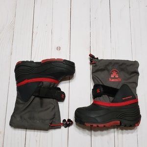 Boys kamik  winter boots
